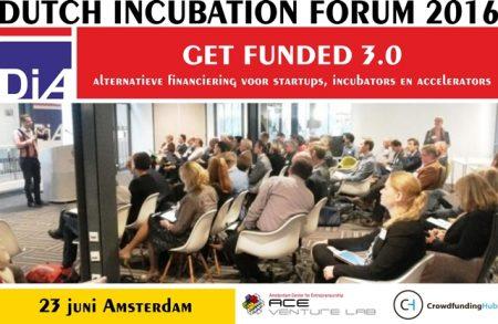 Dutch Incubation Forum 2016