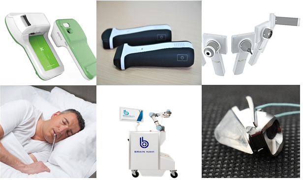 Medical devices from Taiwan