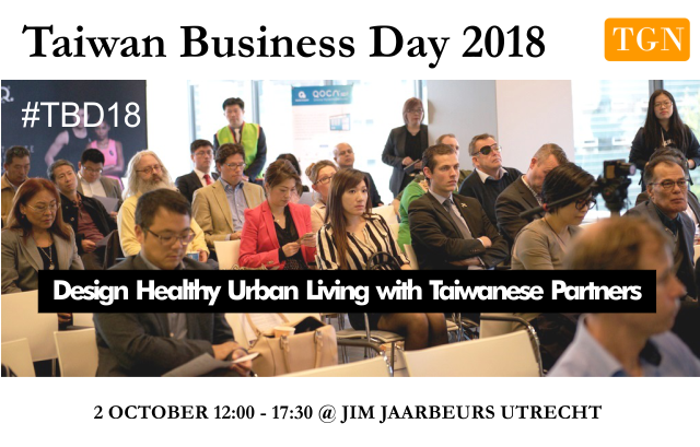 Taiwan Business Day 2018